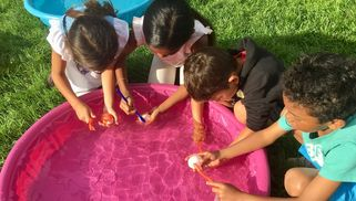 Water Festival Kids Activity